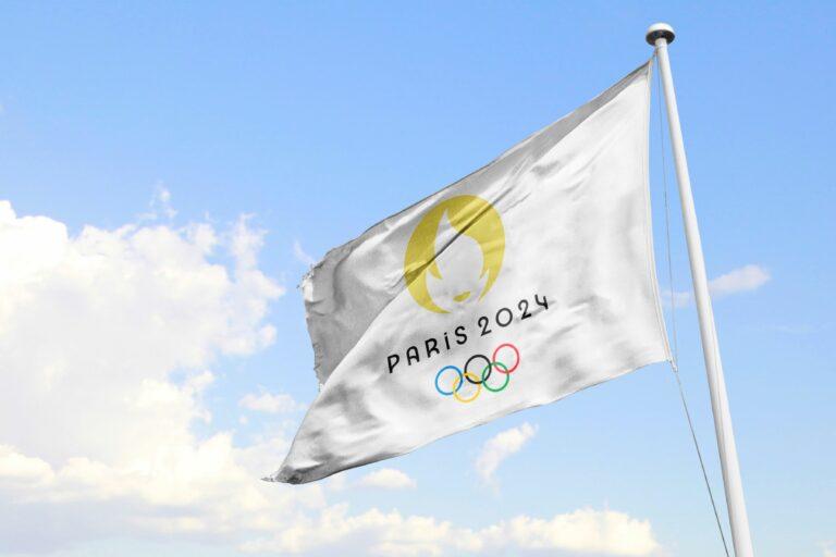 Je suis le nouvel emblème de #Paris2024 !
